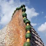 Takryggen på Casa Batlló