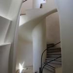 Casa Batlló Vindstrappa