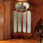 Fönster i Casa Batlló
