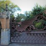 Antoni Gaudi Dragon Gate