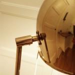 Bergboms golvlampa i mässing OMI typ300