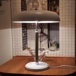Nymålad Lampa