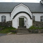 Grind till kyrkan Fiskebäckskil