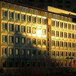 Turionhuset i sol