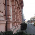 Fasaden - Trottoar