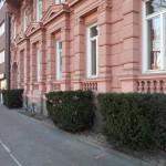 Fasaden Ingred Segerstedts Gymnasium