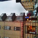 Balkonger Värmlandsgatan
